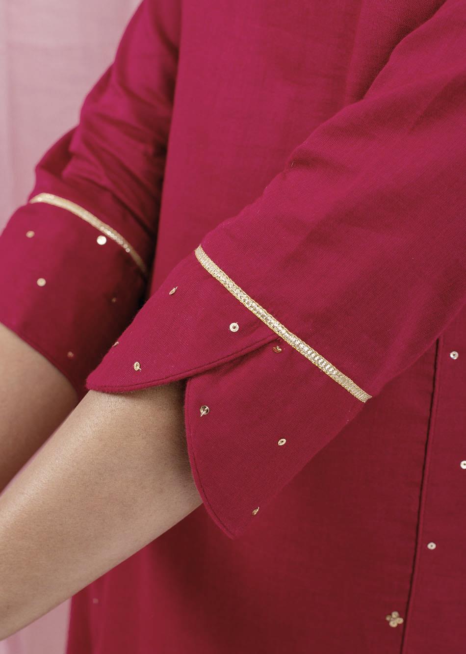 Cherry Chintz (Set of 2) By Jovi Fashion