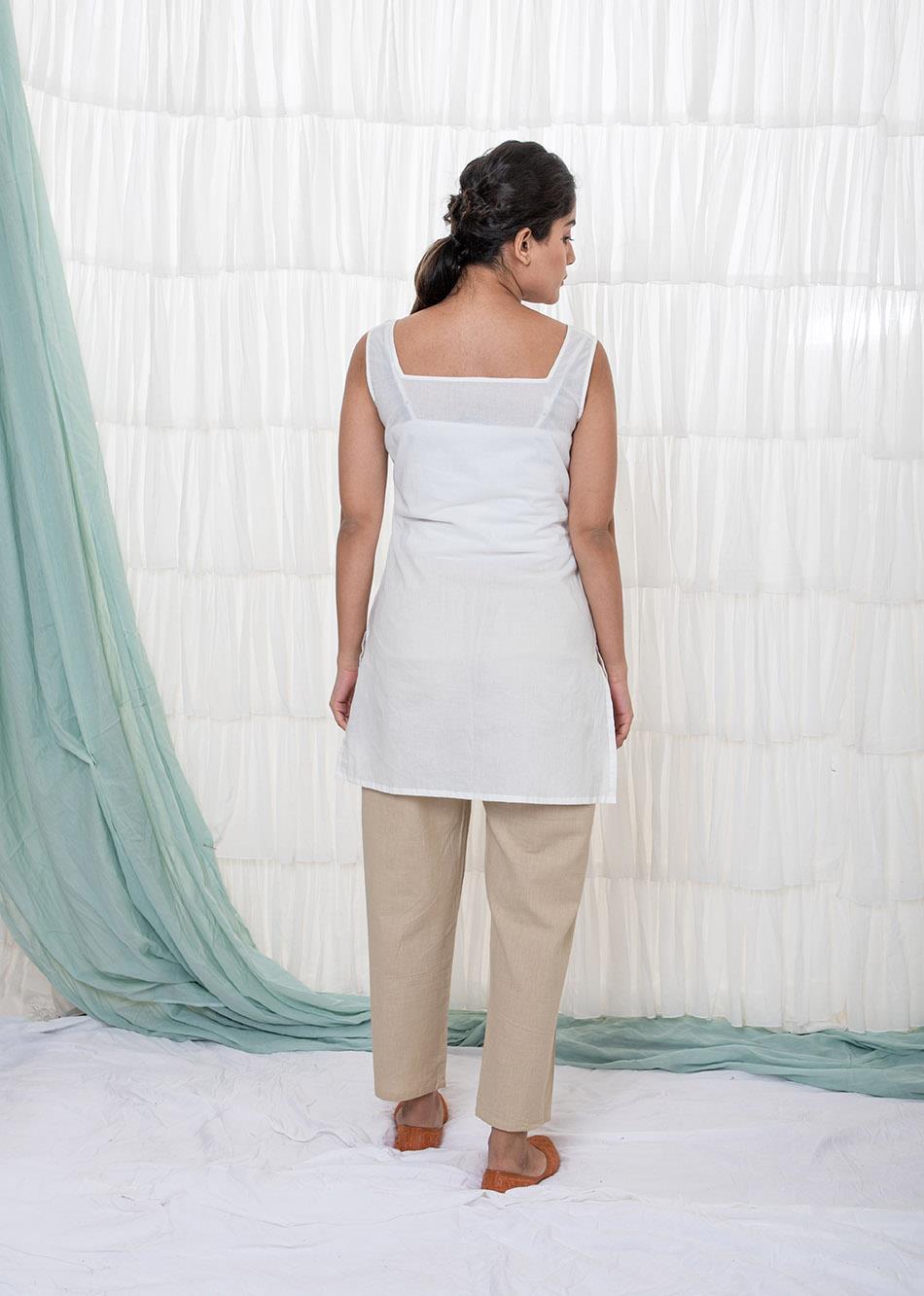 COTTON SLIP (SQUARE NECK) By Jovi Fashion