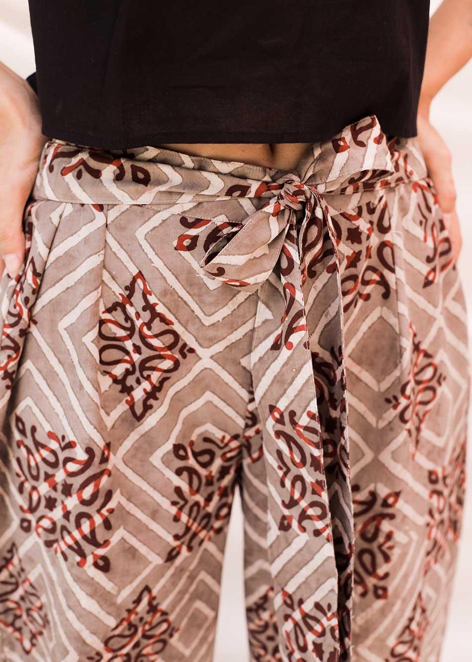 Evening Culottes - (Pants) By Jovi Fashion