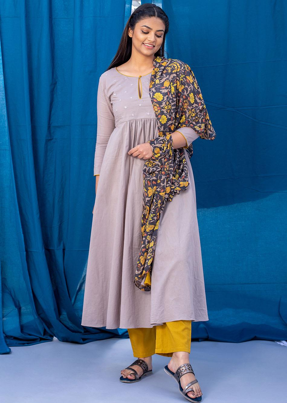 Floweret (Dupatta) By Jovi Fashion