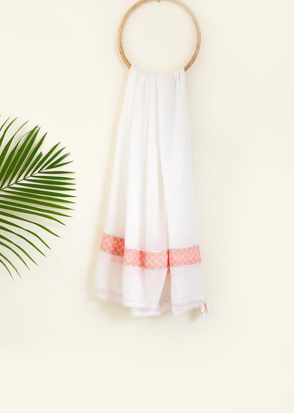 Saraswati Dupatta By Jovi Fashion
