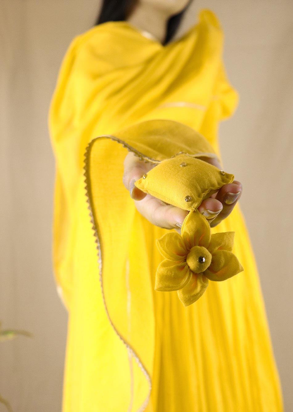 SUNHERA DUPATTA  By Jovi Fashion