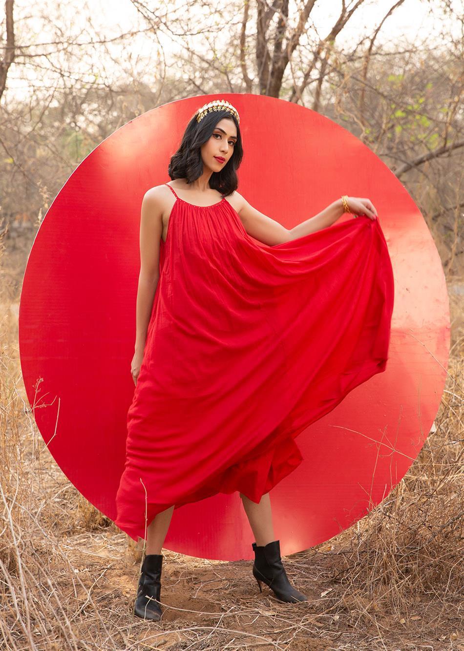 THE CHERRY DRESS  By Jovi Fashion