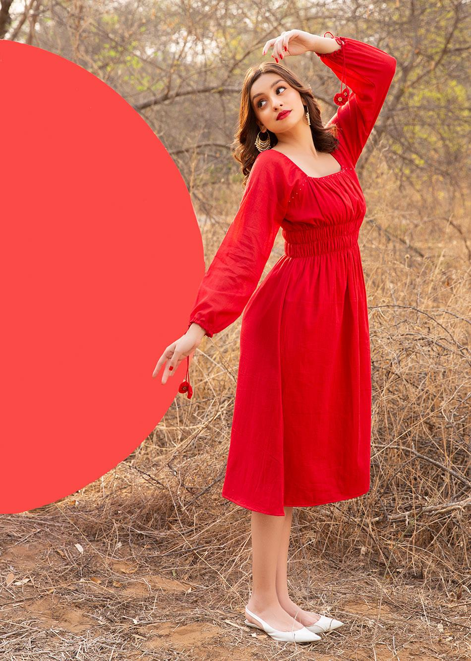 THE ROSIE DRESS  By Jovi Fashion