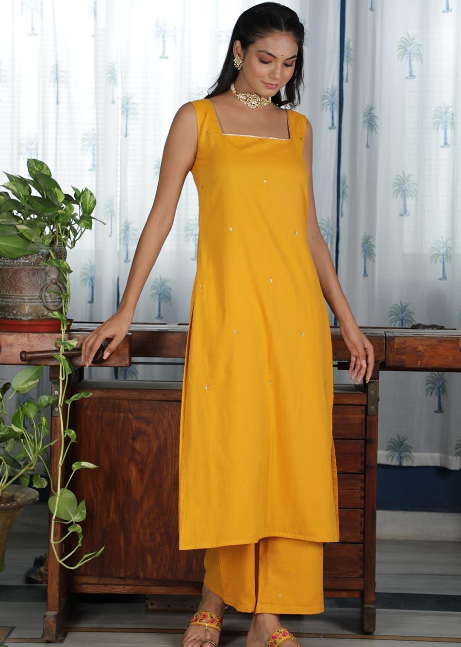MOH Honey Straight Kurta (only kurta) By Jovi Fashion
