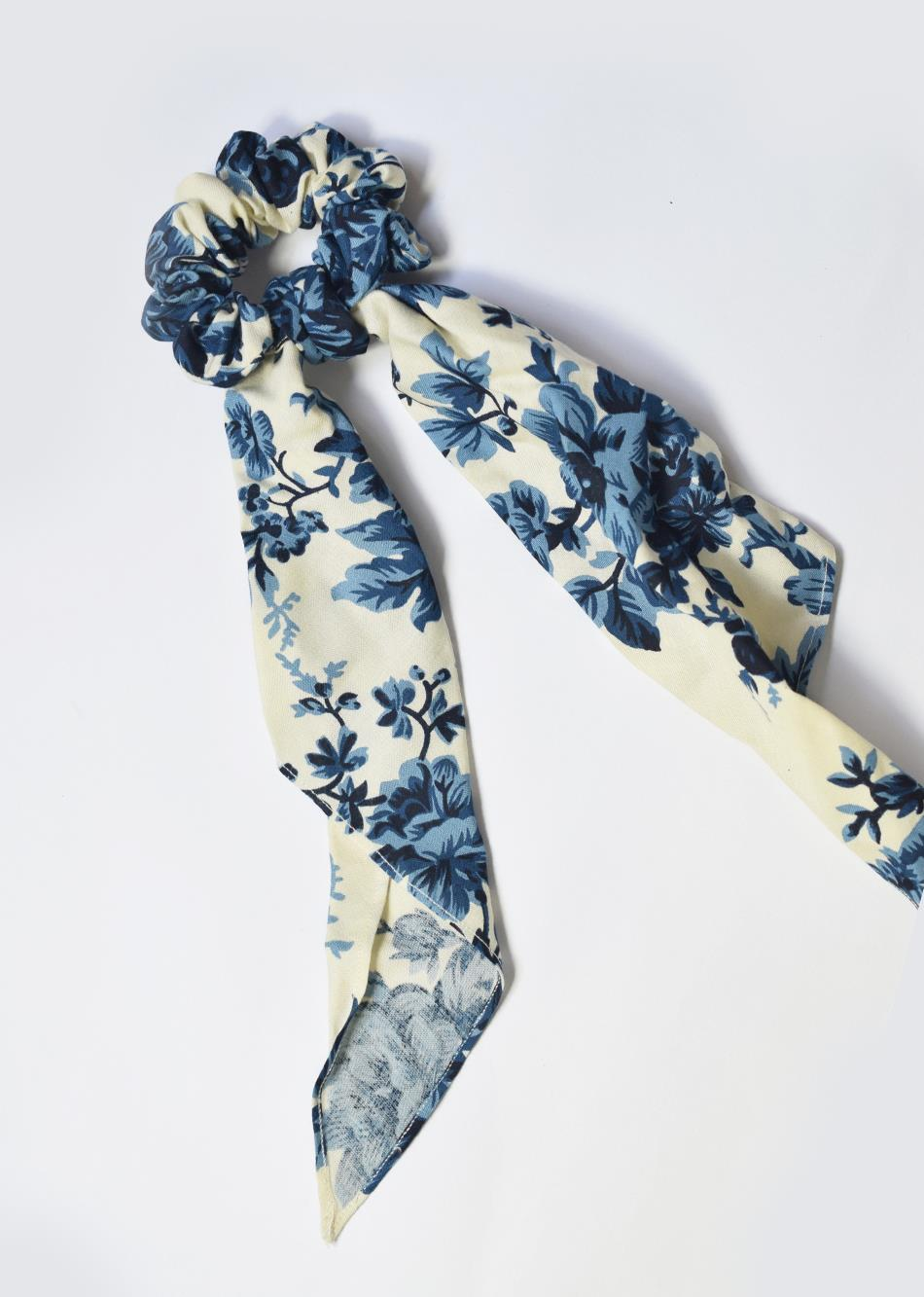 Printed Scrunchies (Pack of 2) By Jovi Fashion