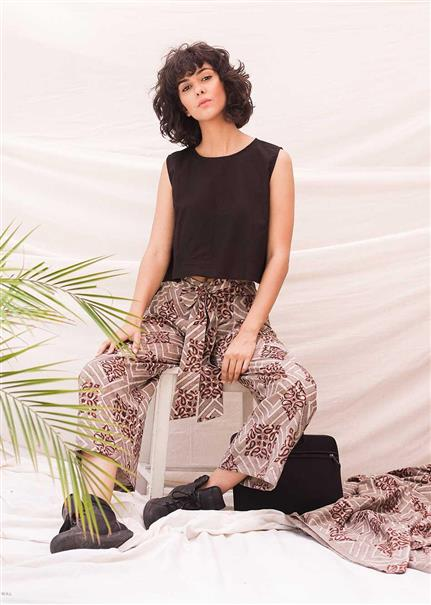Evening Culottes - (Pants)