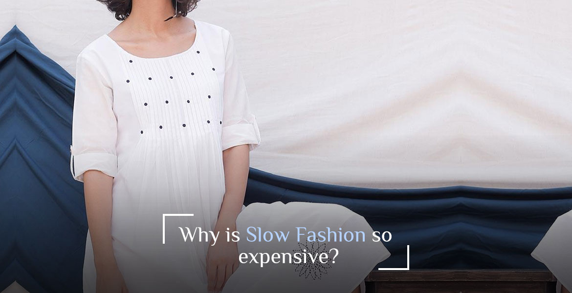 There are simply plenty of reasons to switch to slow fashion and start shopping sustainably but guess, the only point t...