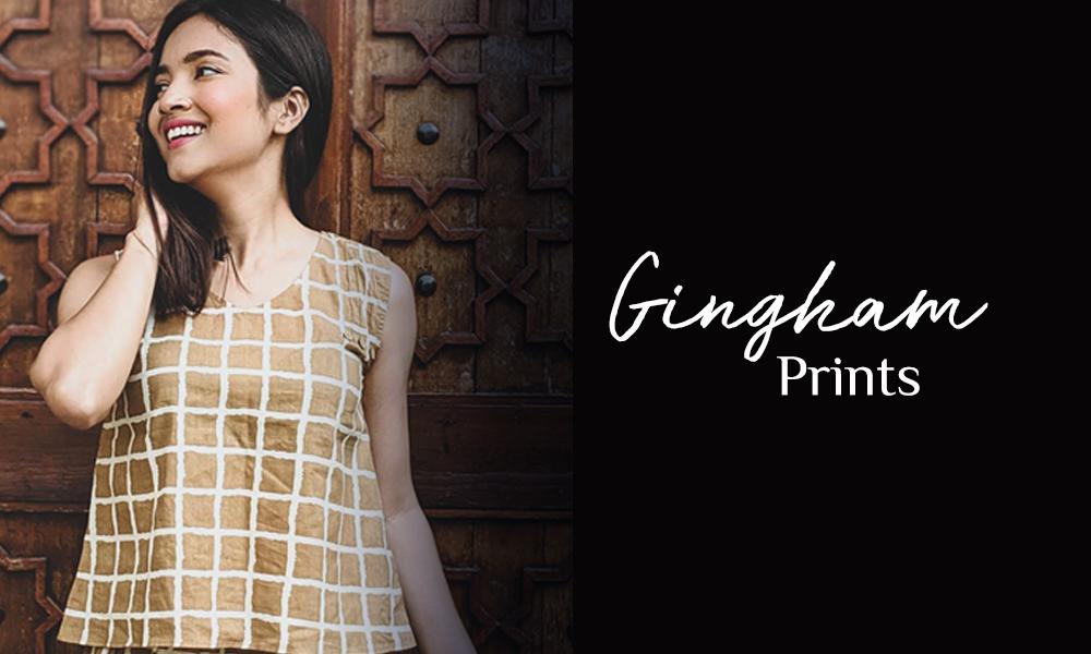 Gingham Prints
