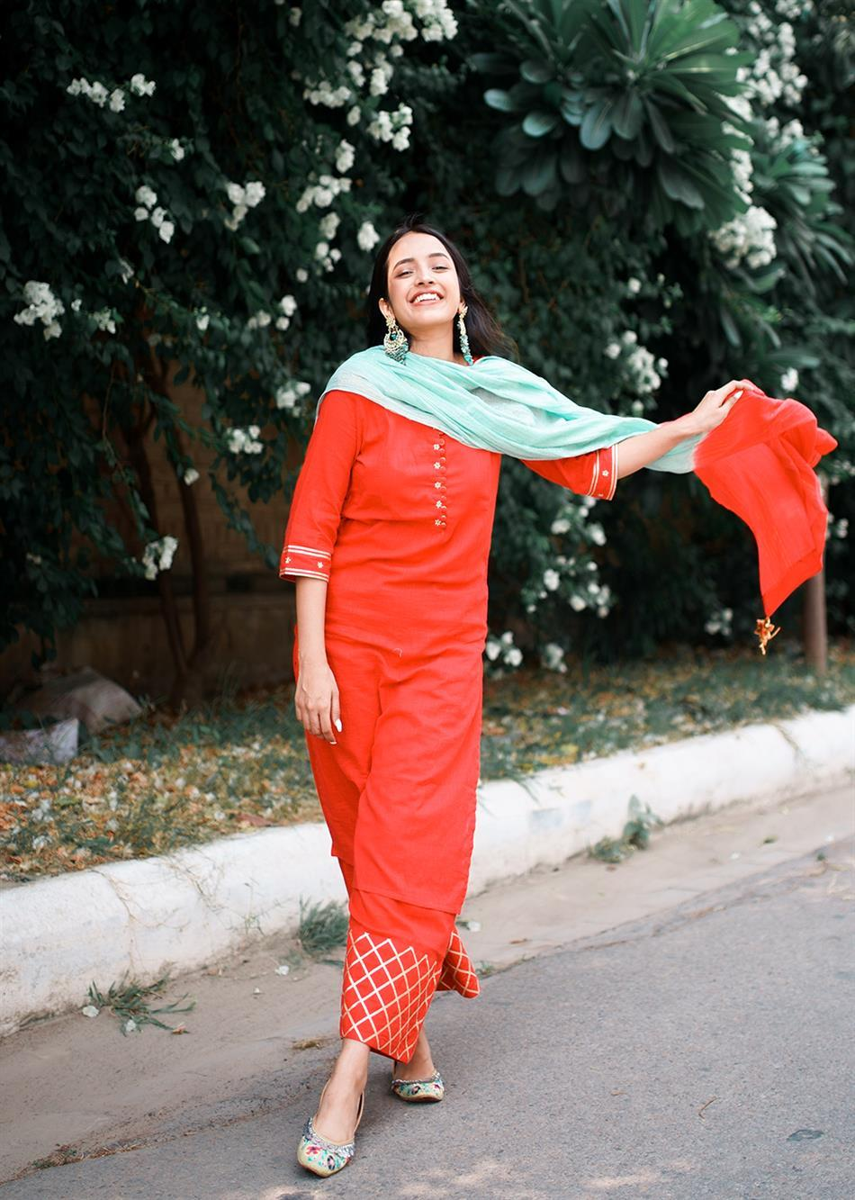 Happy shades Dupatta