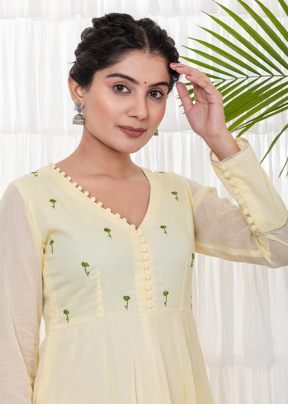 Lilium Anarkali Set