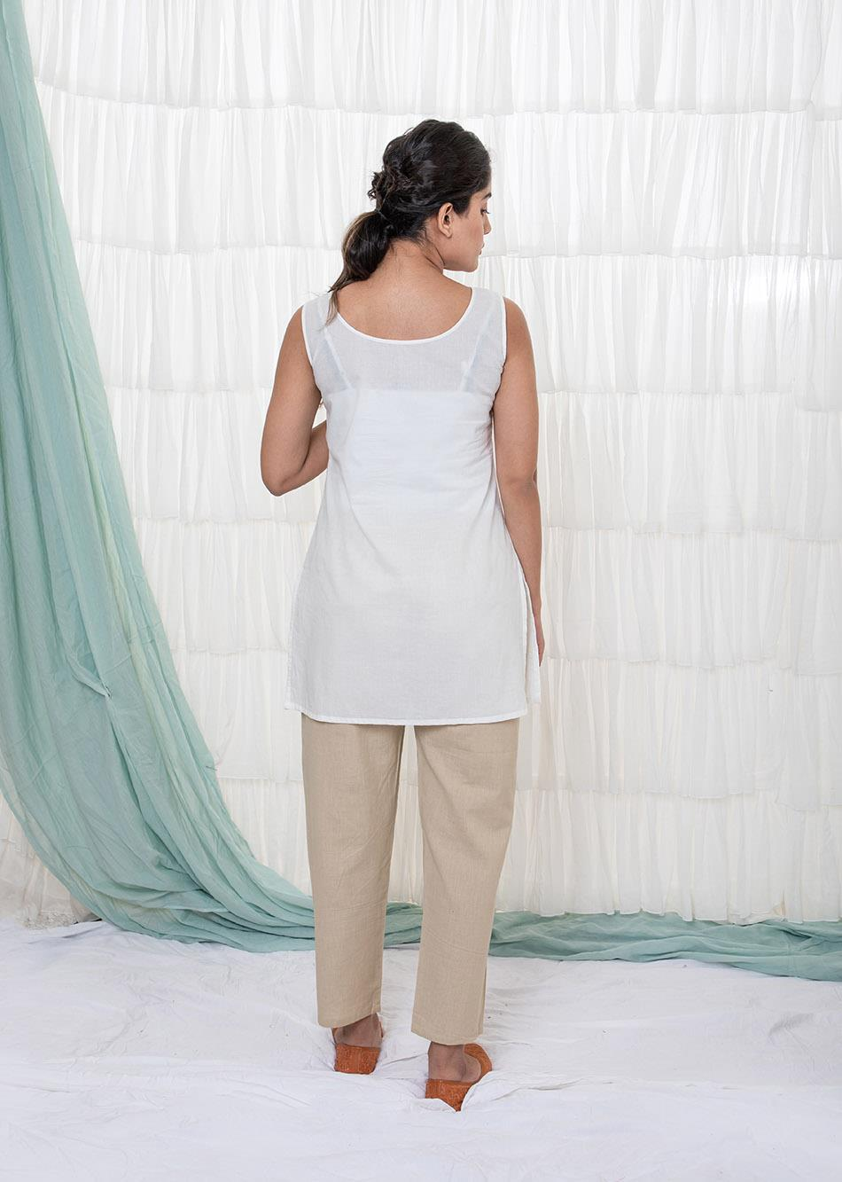 Cotton Slip  (Round Neck)