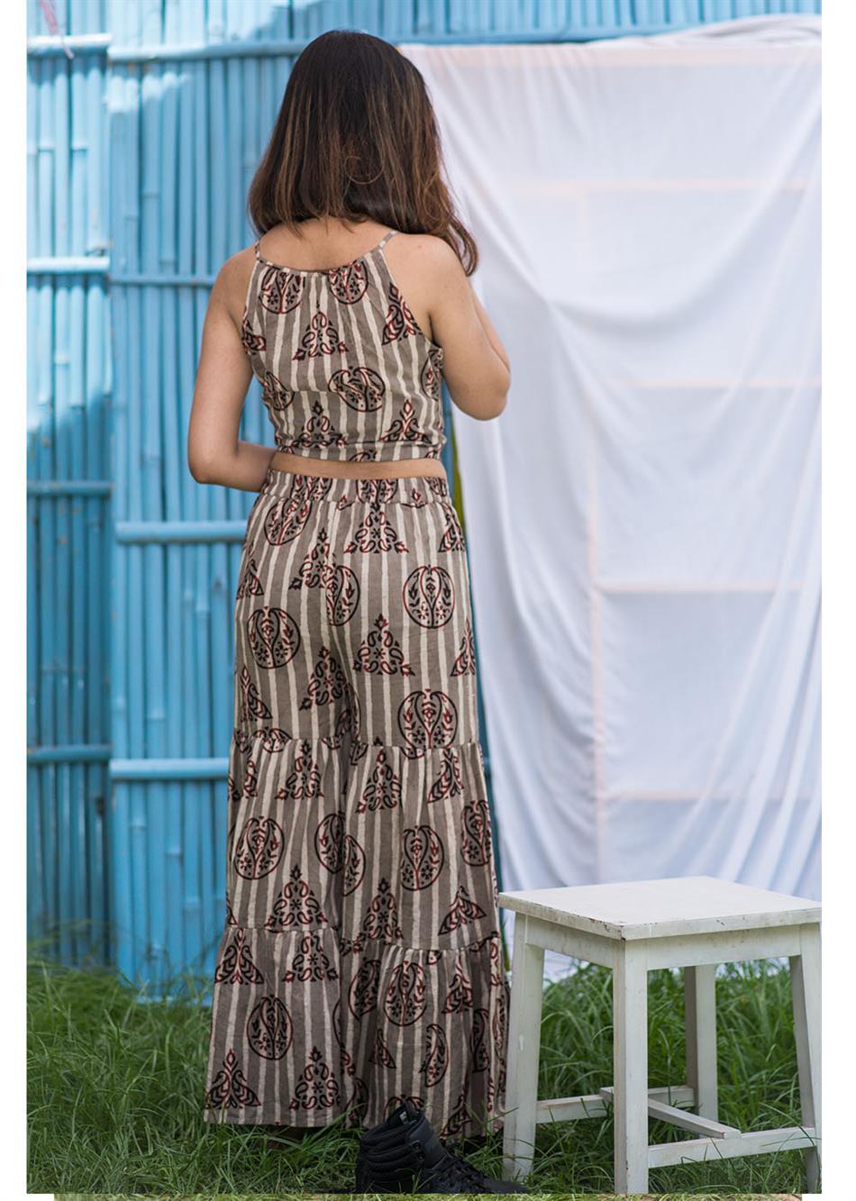 a la mode... (co-ord set) By Jovi Fashion