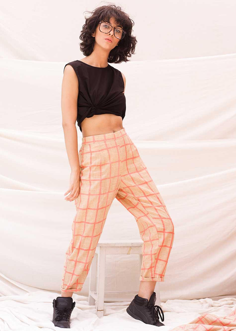 trendy lifestyle - pink (Pants)