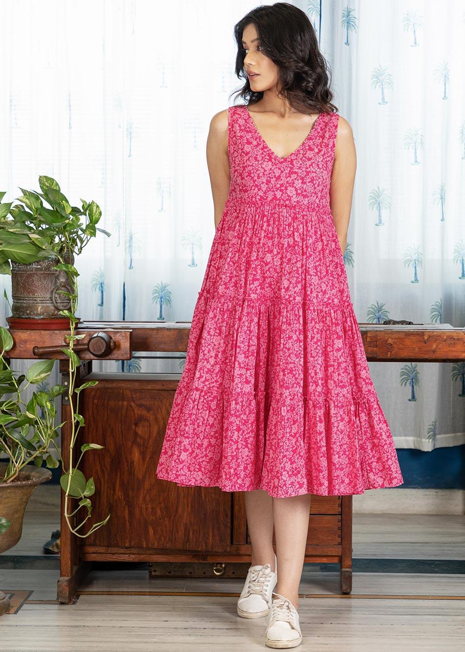 PINK WINK DRESS