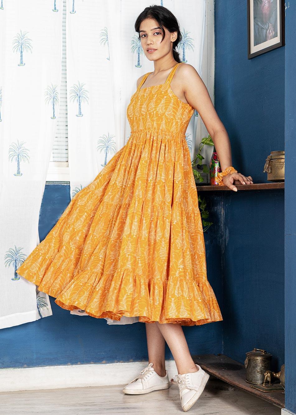 Adorable Amber Dress