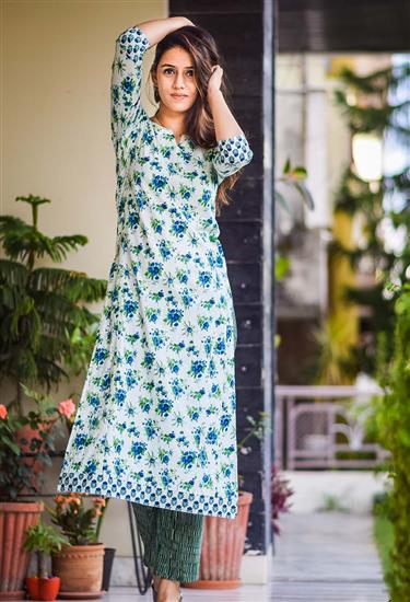 floral mode